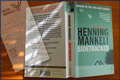 SIDETRACKED - HENNING MANKELL