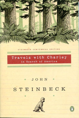 Travel with Charley - Steinbeck