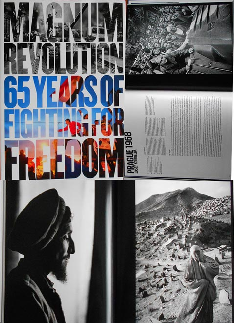 Magnum - 65 years of fighting for freedom