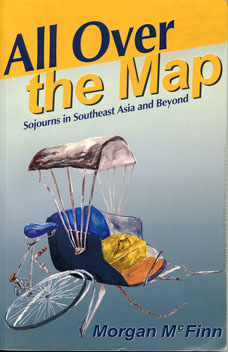 All Over The Map by Morgan McFinn