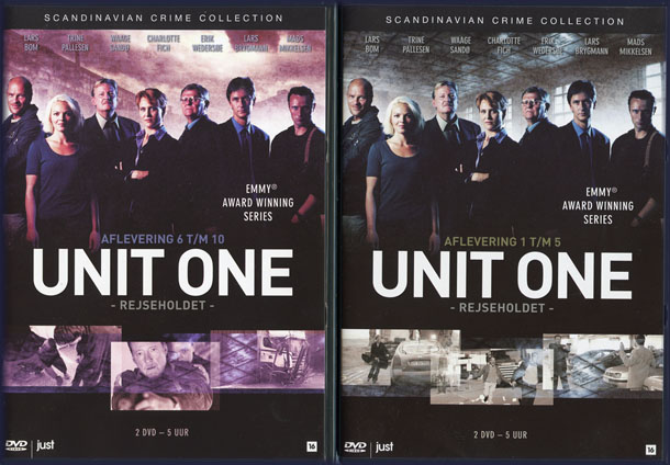Unit One - Scandi crime drama