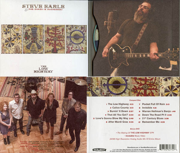 Steve Earle and the Dukes (& Duchesses)