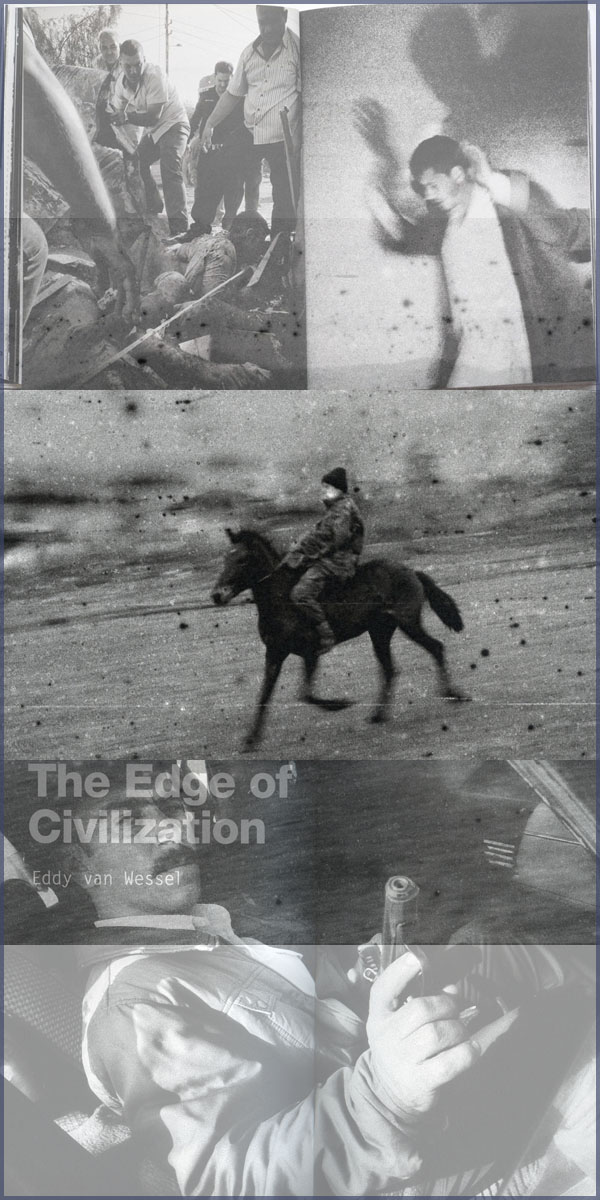 Edge of Civilizastion - Eddy van Wessel