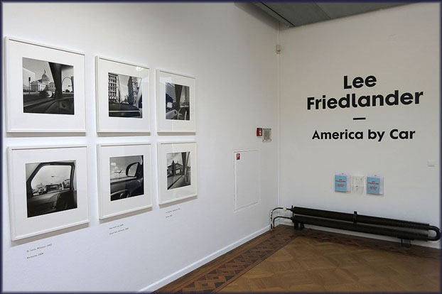 Lee Friedlander - America by Car