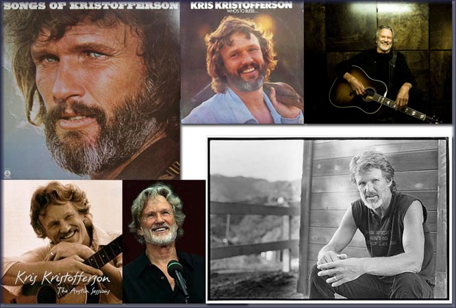 Kris Kristofferson singer/songwriter