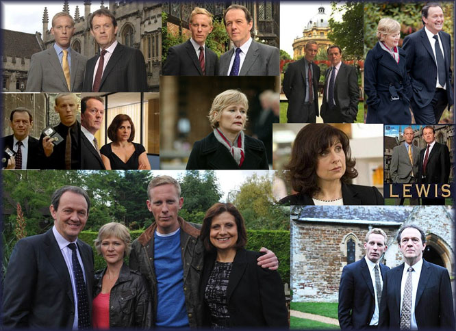 Inspector Lewis tv-series