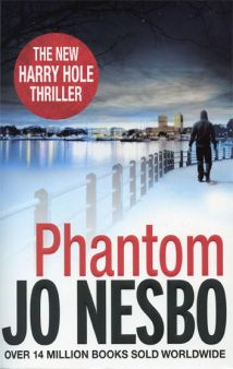 Phanton - by Jo Nesbo