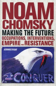 Noam Chomsky, writer and plitical commentator
