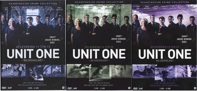 Unit One (Rejseholdet) - Scandi crime drama