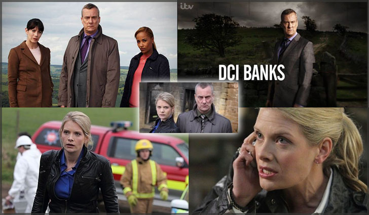 DCI Banks tv series, crime drama