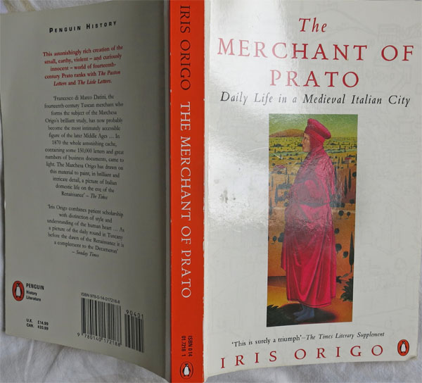 The Merchant of Prato, Francesco Datini
