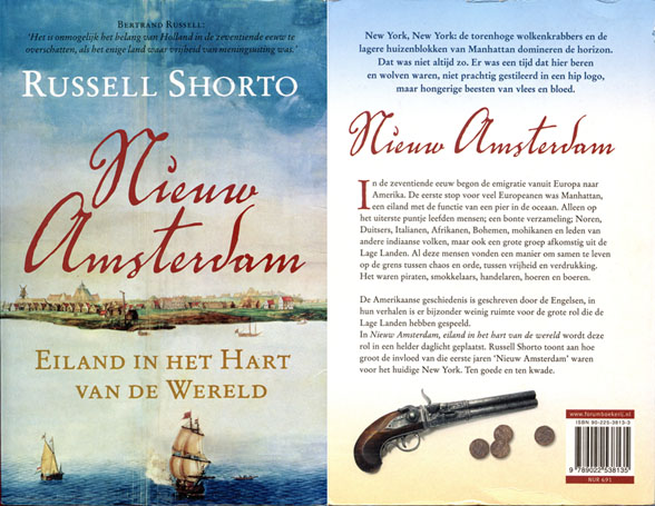 New Amsterdam by Russell Shorto