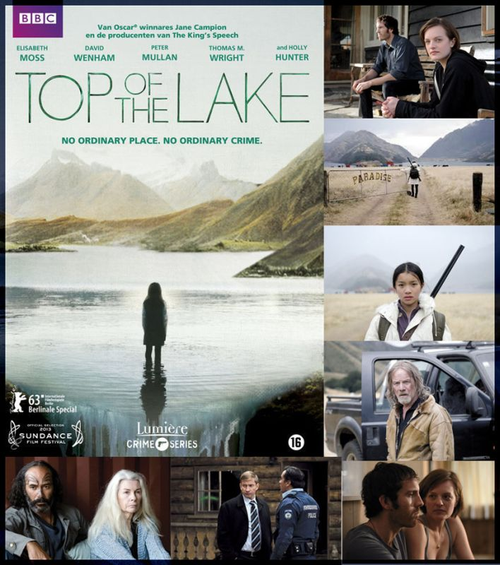 Top of the Lake - crime drama