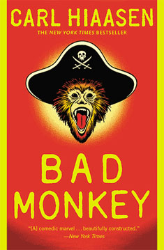 carl Hiaasen - Bad Monkey (2013)