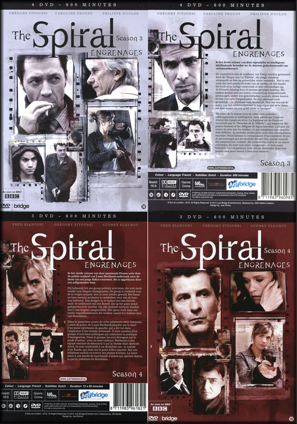 The Spiral - tv crime series
