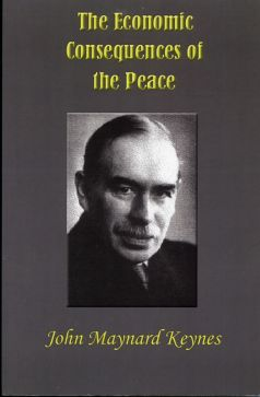 The Economic Consequences of the Peace - John Maynard Keynes