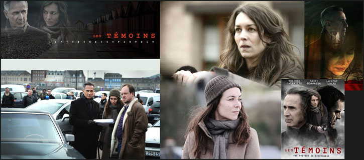 Les Témoins - French crime drama series