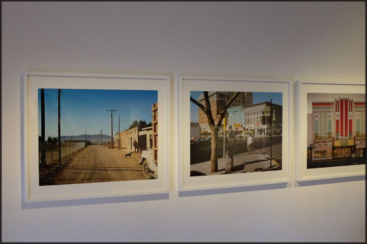 Stephen Shore Retrospective exhib.