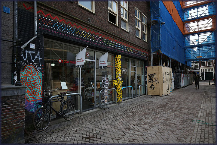 PhotoQ Bookshop, Amsterdam