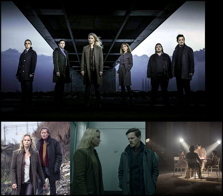 The Bridge (Saga Norén), 3rd season
