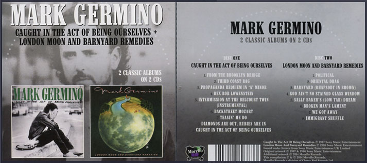 Mark Germino, singersongwriter musician