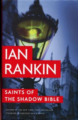 saints of the Sahow Bible by Ian Rankin