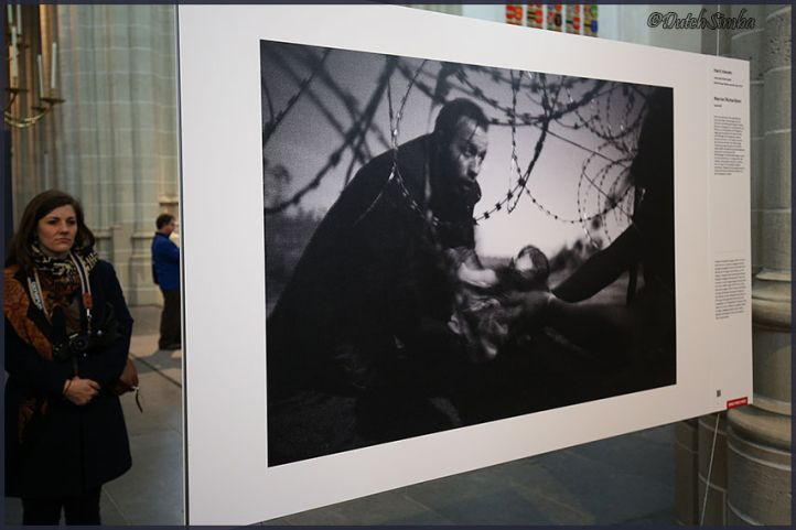 World Press Photo (WPP) 2016 exhibition