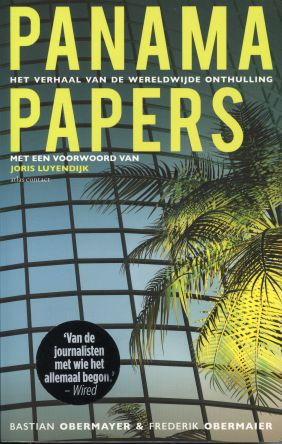 Panama Papers by Bastian Obermayer and Frederik Obermaier