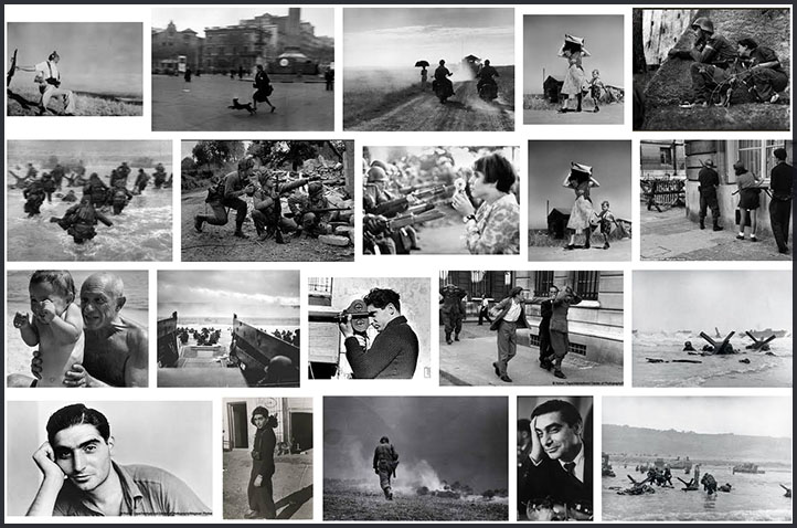 Robert Capa photography