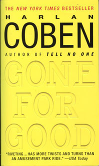 Tell nu One, by Harlan Coben (personal review)
