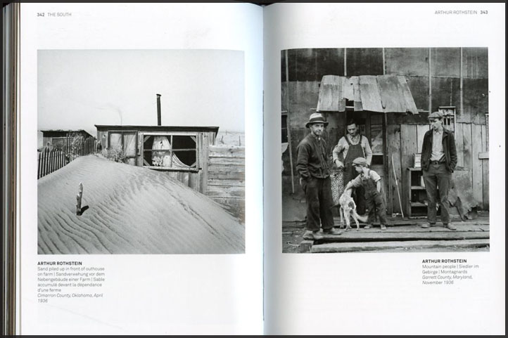 New Deal Photography, by Taschen (Bibliotheca Unversalis series)