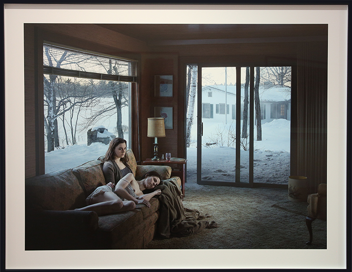 Gregory Crewdson photography, 'Cathedral of the Pines' at TPG London