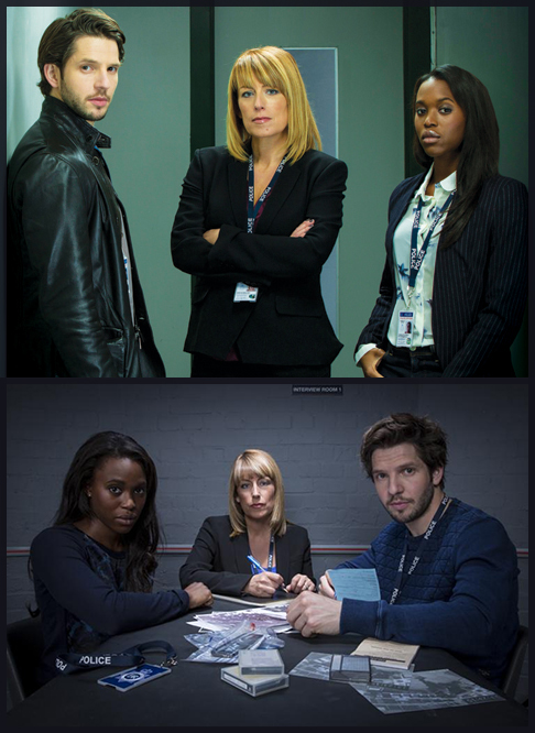 Suspects, series 1 & 2