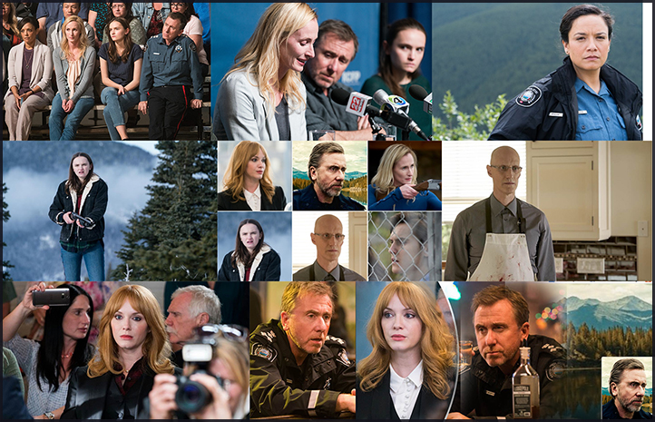 Tin Star - crime drama tv-series