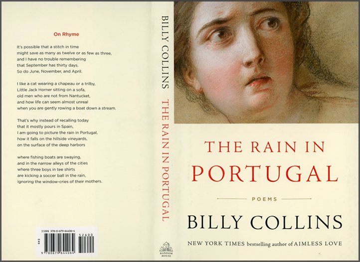 The Rain in Portugal, poetry by Billy Collins