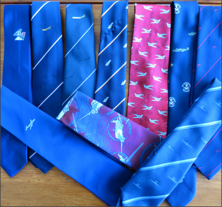 Ties - collectables