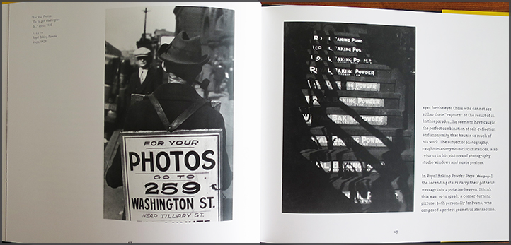 Walker Evans - SIGNS | Photography