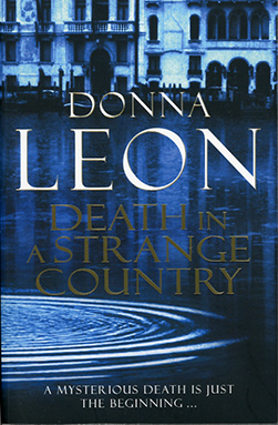 Death in a Strange Country | Donna Leon novel