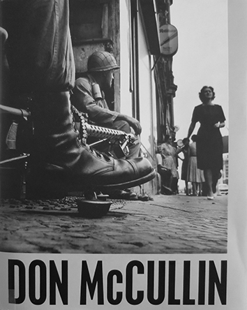 Don McCullin, retrospective by Tate (2019)