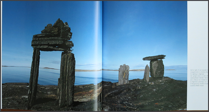 Inuksuit, Arctic culture