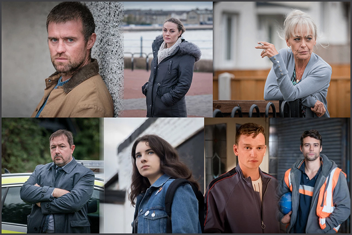 The Bay - series one, tv crime drama (ITV)