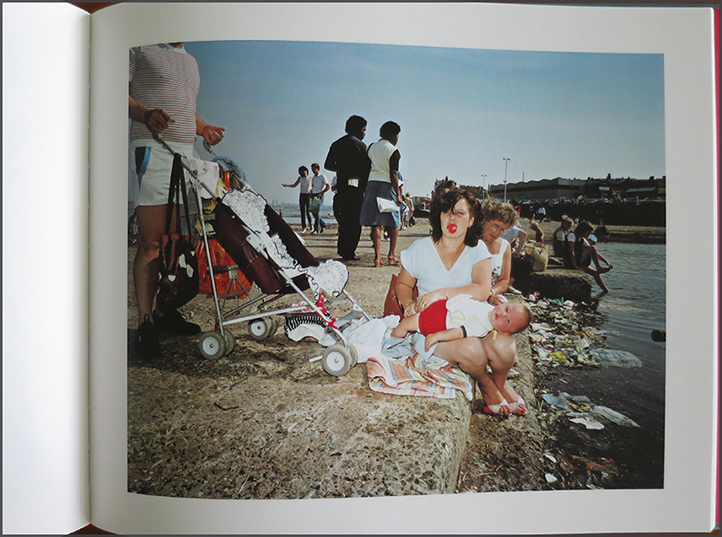The Last Resort by Martin Parr