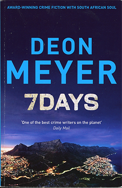 7Days by Deon Meyer