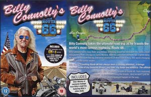 Billy Connolly on Route 66