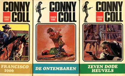Conny Coll by Conrad Kobbe