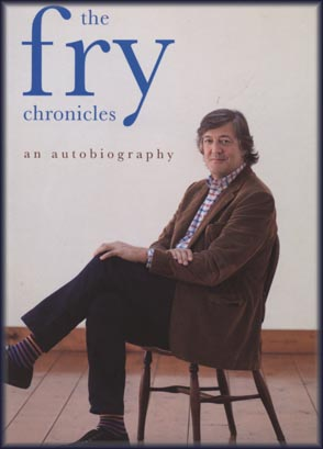 Stephen Fry's 'fry chronicles'