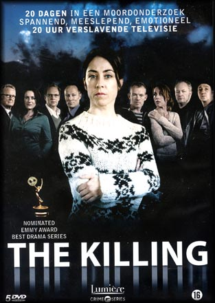 The Killing, a sarah Lund mystery