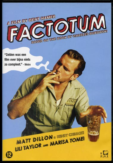 Factotum by Bent Hamer