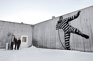 New prison in Norway