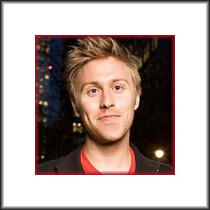 Russell Howard, comedy